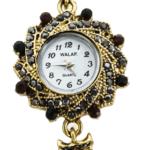 ساعت زنجیری طرح یاقوت والار